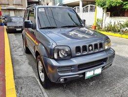 2nd Hand (Used) Suzuki Jimny 2008 for sale in Manila
