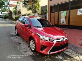 Selling Toyota Yaris 2017 Automatic Gasoline in Quezon City