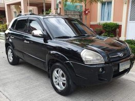 2nd Hand (Used) Hyundai Tucson 2008 for sale in Cabanatuan