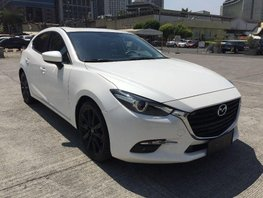 Selling Mazda 3 2017 Automatic Gasoline in Pasig