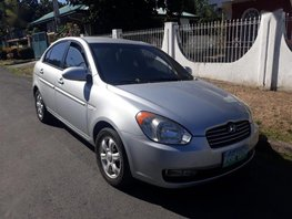 2nd Hand (Used) Hyundai Accent 2007 for sale in Parañaque