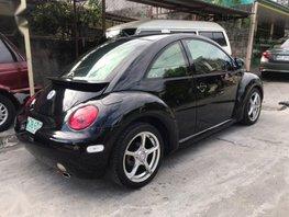 2001 Volkswagen Beetle for sale in Quezon City