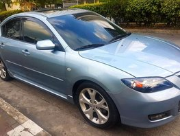 2nd Hand (Used) Mazda 3 2008 Automatic Gasoline for sale in Manila