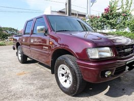 2nd Hand (Used) Isuzu Fuego 2000 for sale in Bacolod