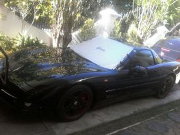 2nd Hand (Used) Chevrolet Corvette 1999 Automatic Gasoline for sale in Mandaue