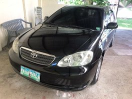 2nd Hand (Used) Toyota Corolla Altis 2006 for sale in Lipa