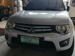 Selling Mitsubishi L200 Strada 2012 Automatic Diesel in Quezon City