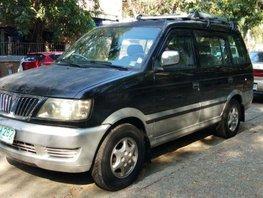 Used Mitsubishi Adventure 2001 for sale in Marikina