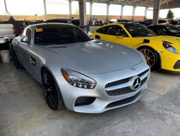 Selling Mercedes-Benz Sls AMG Gt 2017 Automatic Gasoline in Pasig