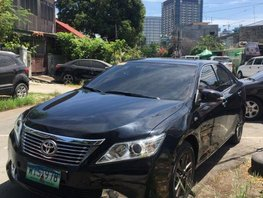 Selling Toyota Camry 2014 Automatic Gasoline in Manila
