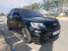 Used Ford Explorer 2018 for sale in Mandaue