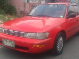 Toyota Corolla 1995 Manual Gasoline for sale in Marikina