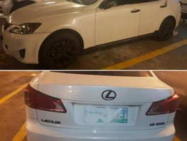 2012 Lexus Is300 for sale in Makati