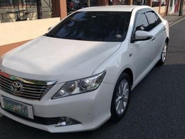 Toyota Camry 2014 Automatic Gasoline for sale in Marikina