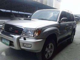 1999 Toyota Land Cruiser for sale in Manila
