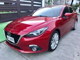 Selling Mazda 3 2014 at 70000 km in Parañaque
