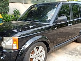Selling Used Land Rover Discovery 3 2009 in Quezon City
