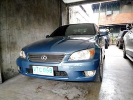 For sale 1999 Lexus Is Automatic Gasoline at 90000 km in Manila