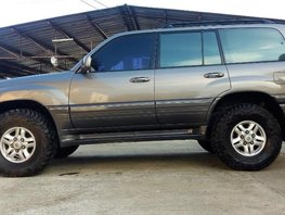 For sale 2002 Lexus Lx Automatic Gasoline