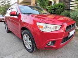 Selling Used Mitsubishi Asx 2012 Automatic Gasoline