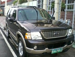 Selling Ford Explorer 2005 Automatic Gasoline in Marikina