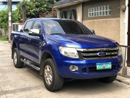 Selling Ford Ranger 2012 Automatic Diesel in Caloocan