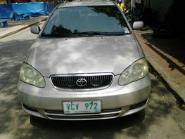 Toyota Corolla Altis 2003 Automatic Gasoline for sale in Marikina