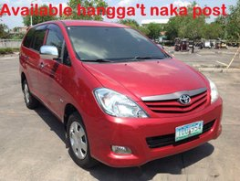 Selling Toyota Innova 2012 Manual Diesel in Quezon