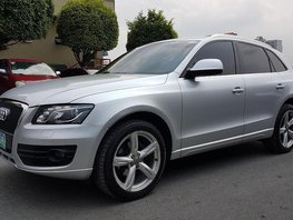 For sale Used 2011 Audi Q5 Automatic Gasoline in Pasig