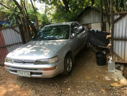For sale 1993 Toyota Corolla Manual Gasoline