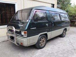 Mitsubishi L300 1997 Van at Manual Diesel for sale in Lipa