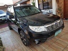 Selling Subaru Forester 2009 Automatic Gasoline in Angono