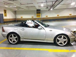 Mercedes-Benz Slk-Class 2001 for sale