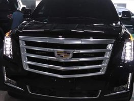 2019 Cadillac Escalade Bulletproof by Inkas for sale