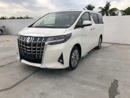 Selling White 2019 Toyota Alphard