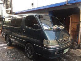 Toyota Hiace 1999 Manual Gasoline for sale in Pasig