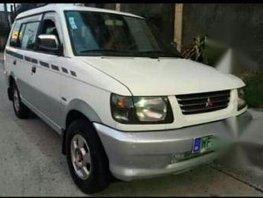 Selling Mitsubishi Adventure 1998 Manual Diesel in Manila