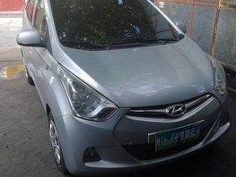 Selling 2nd Hand Hyundai Eon 2012 in Pasay