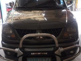 Mitsubishi Adventure 2009 Manual Diesel for sale in Taguig