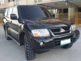 For sale 2006 Mitsubishi Pajero Automatic Diesel at 60000 km in Cebu City