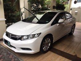 Selling Honda Civic 2014 Automatic Gasoline in Quezon City