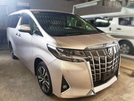 New Toyota Alphard 2019 Automatic Gasoline for sale