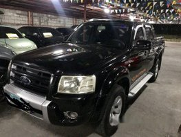 Sell Black 2010 Ford Ranger at 70000 km in Quezon City