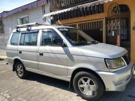 Sell Silver 2009 Mitsubishi Adventure at Manual Diesel at 107500 km in Caloocan