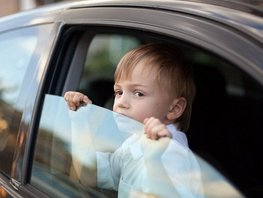Child Safety in Motor Vehicles Act: It is now illegal to leave your child alone in car