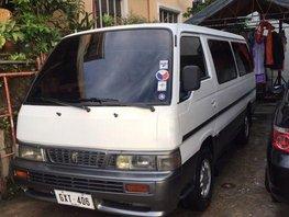 2nd Hand Nissan Urvan Escapade 2003 Manual Diesel for sale in Cebu City