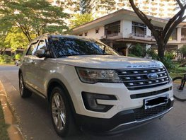 Selling Ford Explorer 2017 Automatic Gasoline in Taguig
