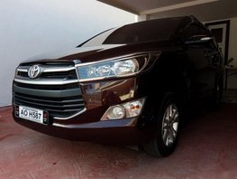 2018 Toyota Innova for sale in Angeles