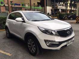 2nd Hand Kia Sportage 2014 for sale in Makati