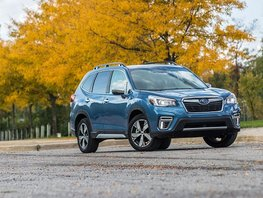Subaru Forester price in the Philippines - 2019